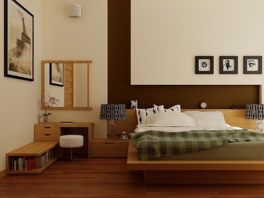 zenbedroom  Interior Design Ideas