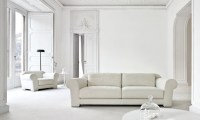 Busnesli White Living Room | Interior Design Ideas.