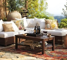 Outdoor Garden Furniture - Comfy Rustic-refined Style