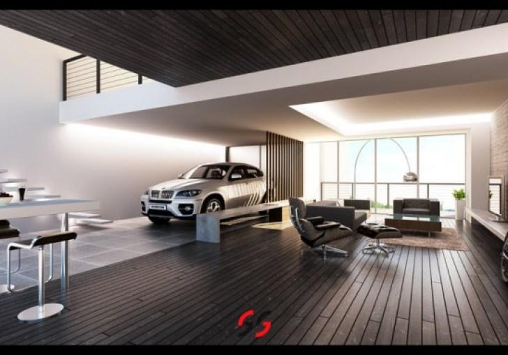 Garage Ideas For A Car Guy