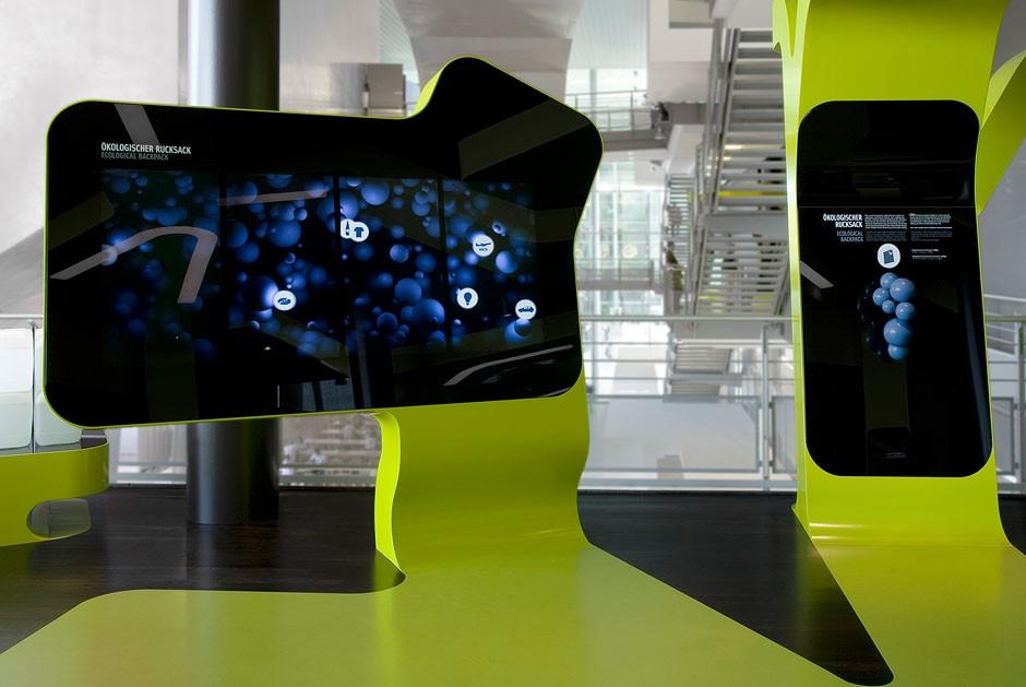 Futuristic Exhibition Center Marrying Digital Media