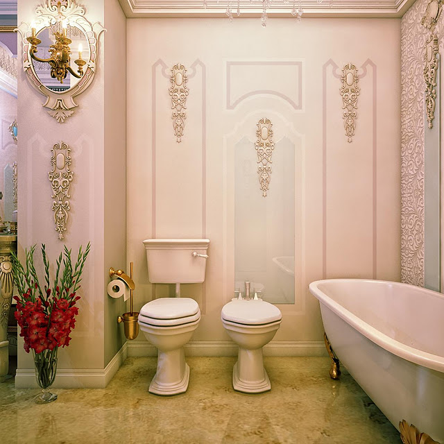 Jawdroppingly Gorgeous Bathrooms That Combine Vintage