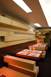 wooden wall highlight | Interior Design Ideas.