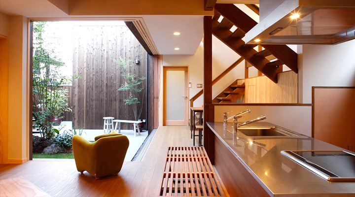 Modern Japanese Kitchens