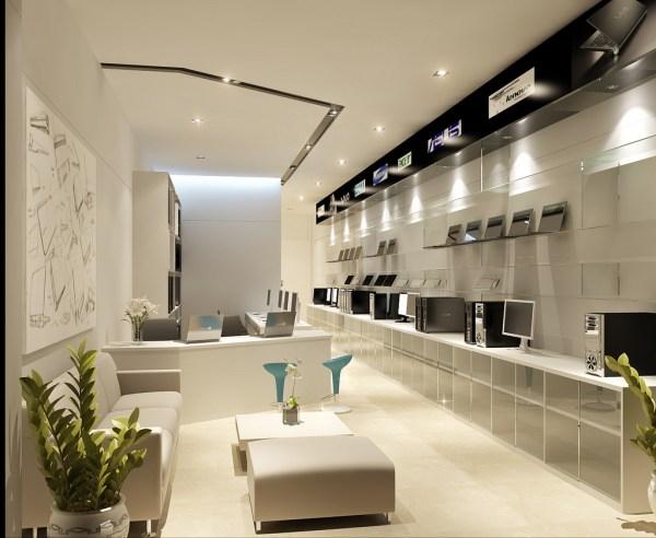 computer store interior design Interior Design Ideas