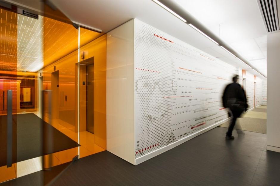 Beautiful Office Interiors of a Canadian Media Company