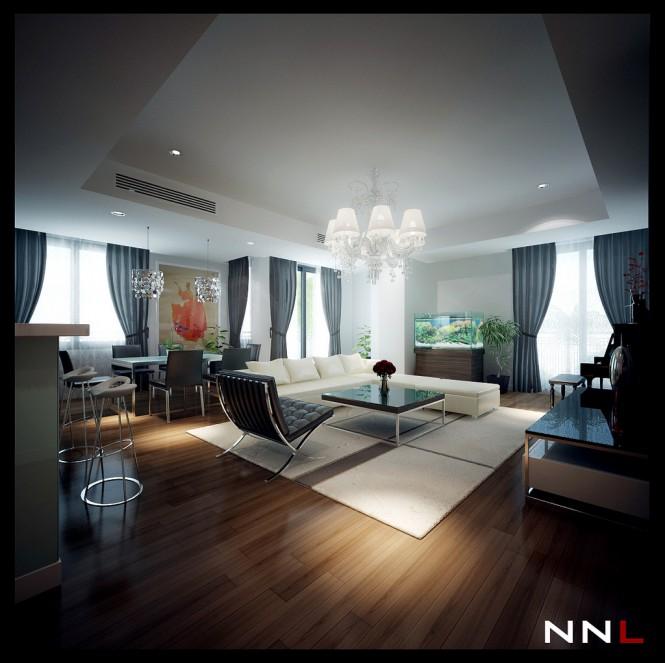 Dream Home Interiors by Open Design