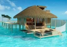 Paradise In Maldives Six Senses Resort Laamu
