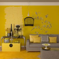 Yellow Room Inspiration For Your Viewing Pleasure Full Hd Interior Design Of Mobile