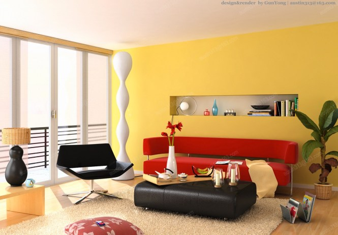 Elegant Bedroom Comfortable Grey Yellow On Bedrooms Ideas With Also