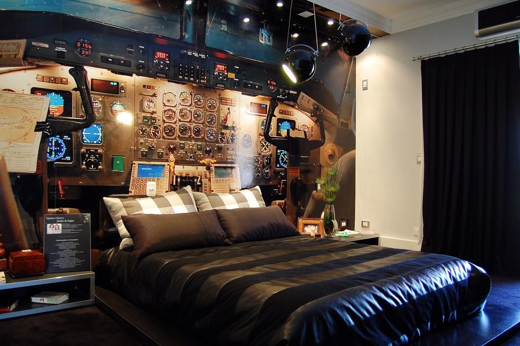 14 Cockpit Bedroominterior Design Ideas