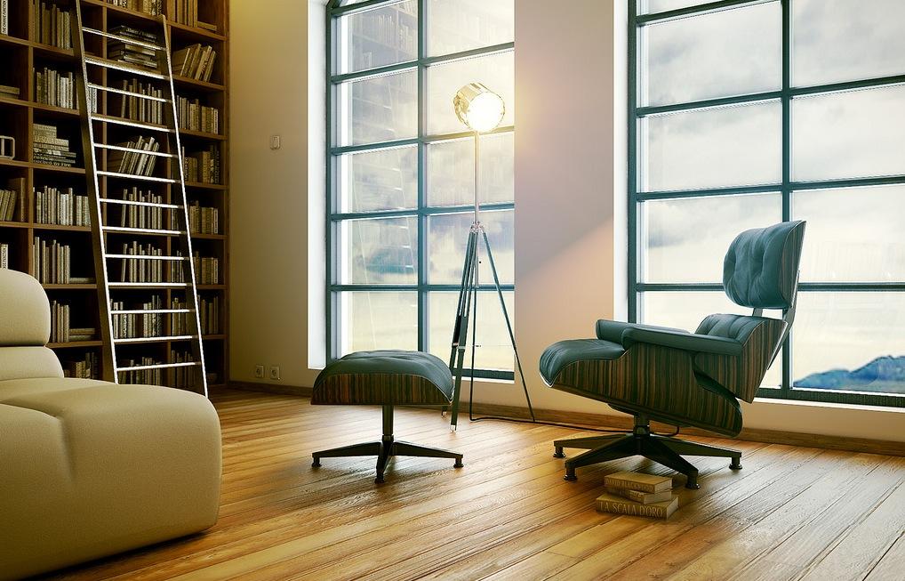 8 modern furniture design render  Interior Design Ideas