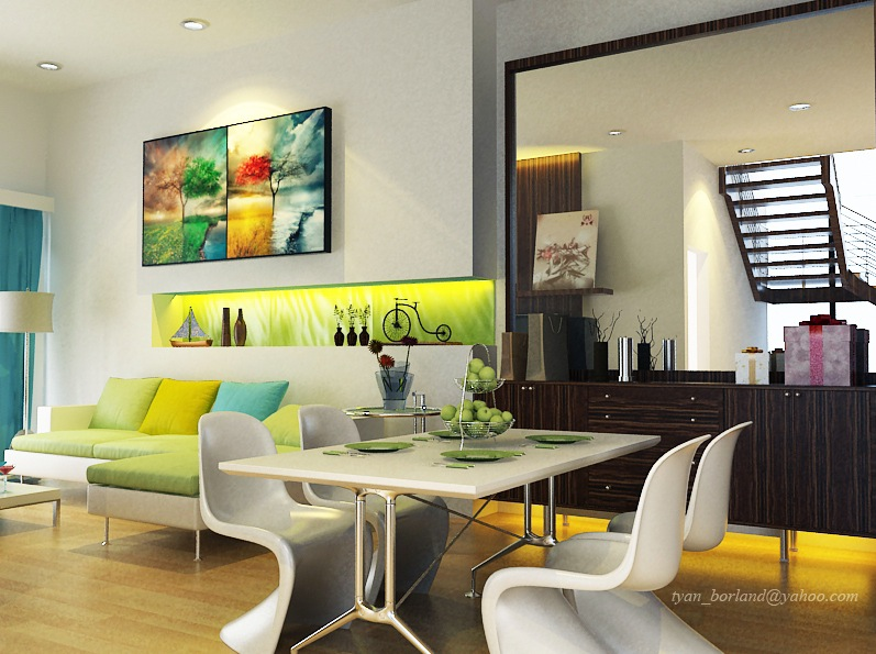 Turquoise And Lime Green Living Room Home Ideas Designs Part 76