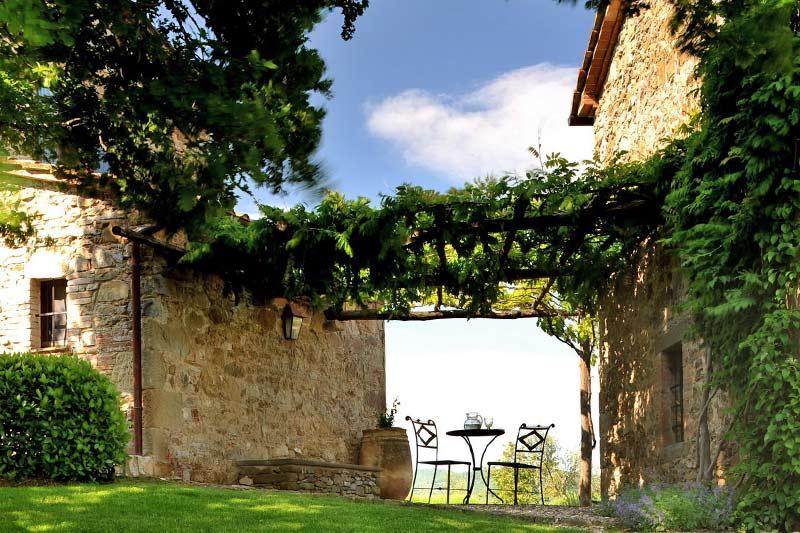 Col Delle Noci Italian Villa Garden Interior Design Ideas