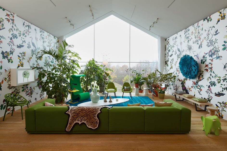 green sofa living room ideas sales white blue patterened wallpaper interior like architecture design follow us
