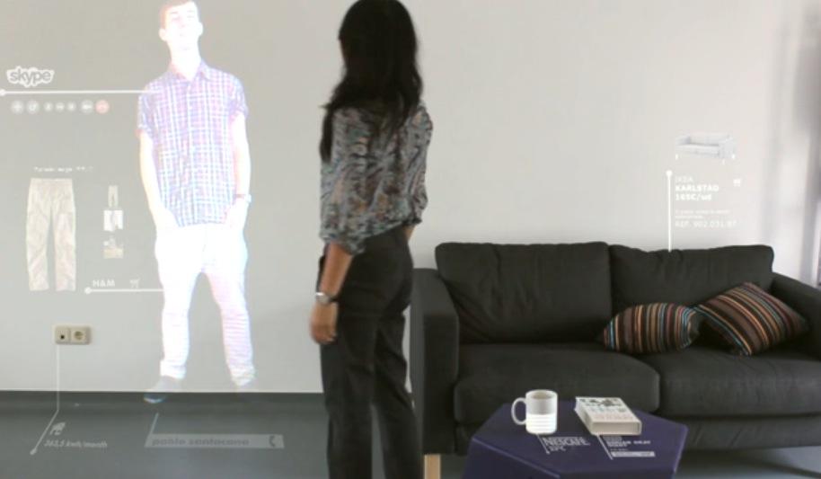 Openarch Smart Home Video Chat Interior Design Ideas