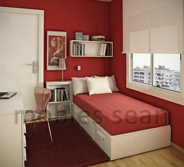 small bedroom spaces Space-Saving Designs for Small Kids Rooms