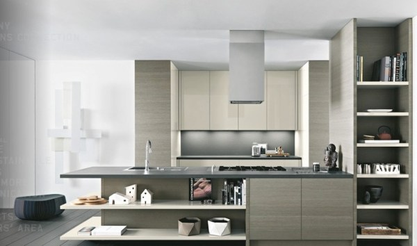 contemporary kitchen inspiration Modern Kitchens From Cesar