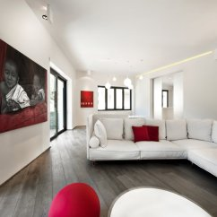 Pictures Of Modern White Living Rooms Latest Room Furniture Red Apartment