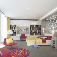Contemporary bedroom design | Interior Design Ideas.