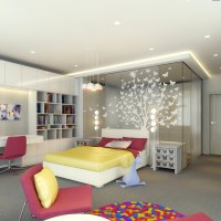 Kids Rooms: Climbing Walls and Contemporary Schemes
