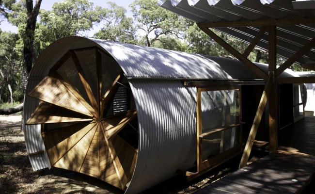 Unusual Holiday Home For Creative Campers
