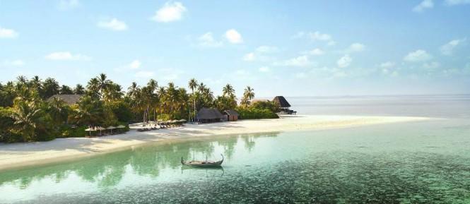 W Retreat Maldives Beach
