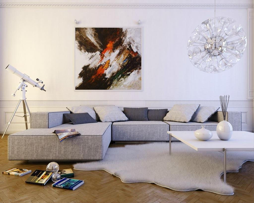 grey sofa decorating ideas sabrina contemporary light gray l shaped interior design
