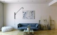 minimalist living room | Interior Design Ideas.