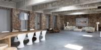 Exposed brick wall interior decor | Interior Design Ideas.