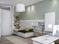 Neutral guest room decor | Interior Design Ideas.