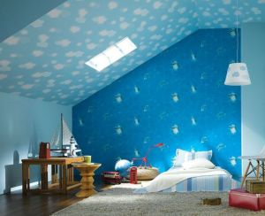 quirky clouds animals ceiling cool wallpapers bedroom cloud rooms wall decor colors boys children bedrooms decorations walls paper decoration animal