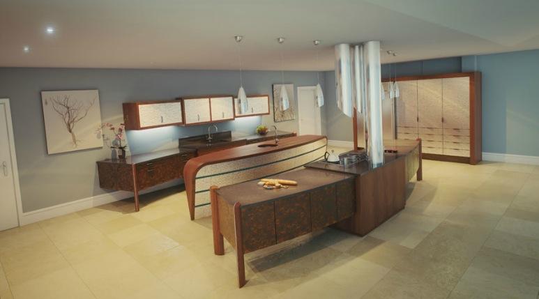living room kitchen dining layouts grey yellow orange unusual design   interior ideas.