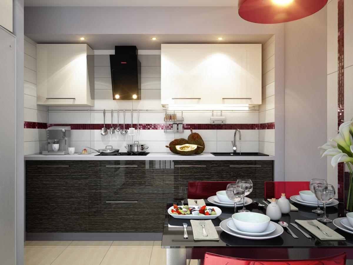 black and white kitchen accessories walmart cabinets dining designs inspiration ideas