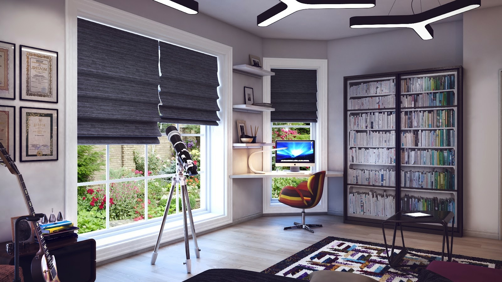 Terrific Young Teenagers Rooms