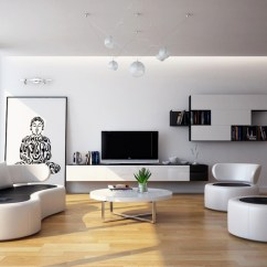 Modern White Furniture For Living Room Designing A Ideas Black And From Giessegi Interior Design