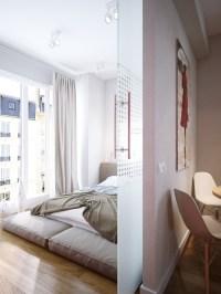 Neutral bedroom decor | Interior Design Ideas.
