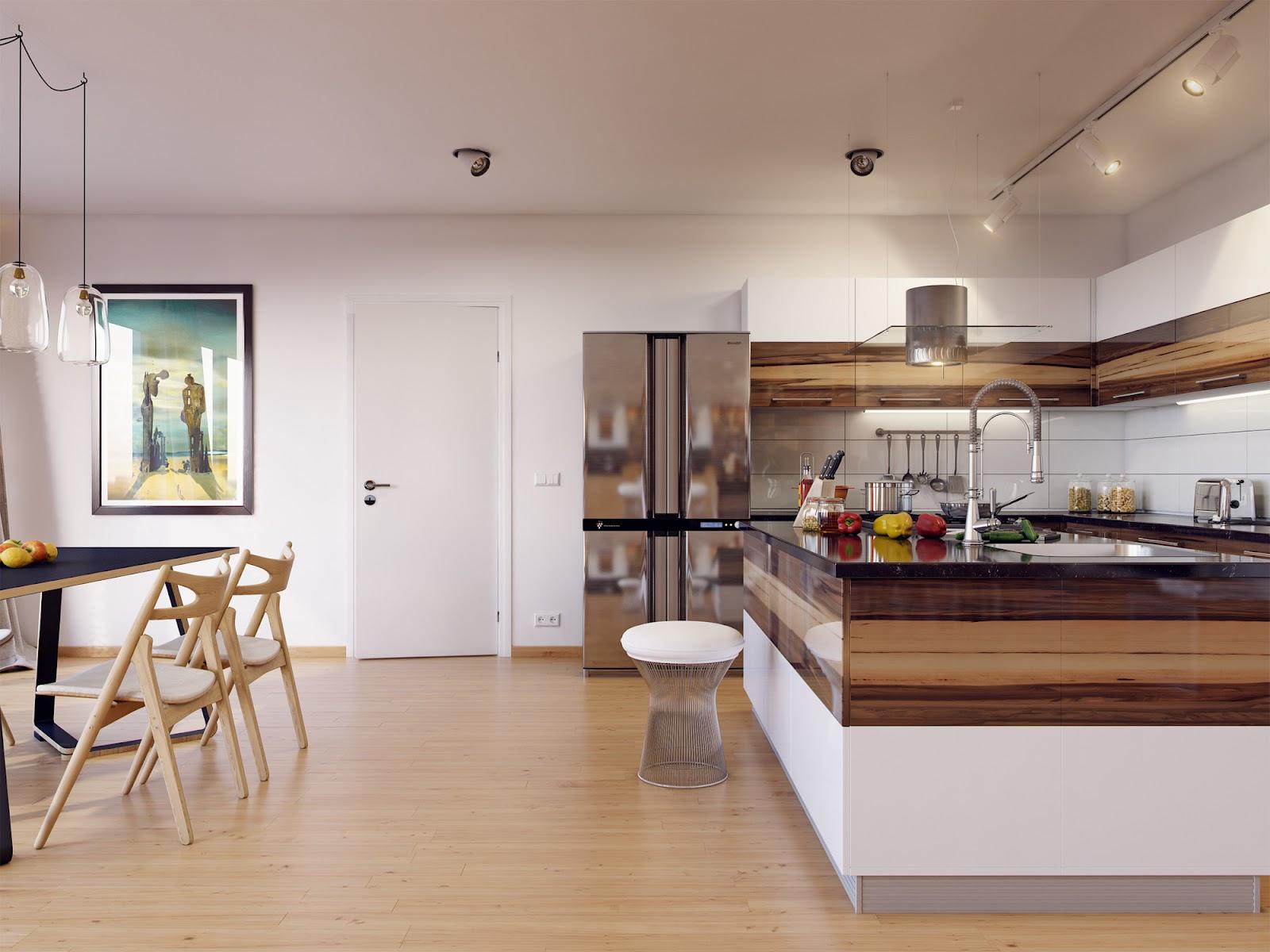 kitchen diner designs | luxury design ideas