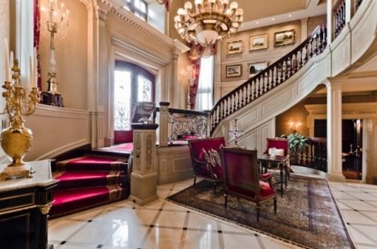 classic stairways design