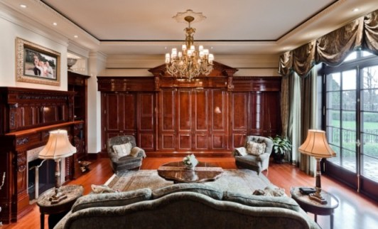 classic style room decor