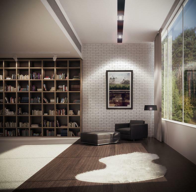 Reading Corner Interior Design Ideas