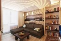 Neutral living room decor scheme