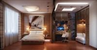 One Room Cabin Interiors | Joy Studio Design Gallery ...