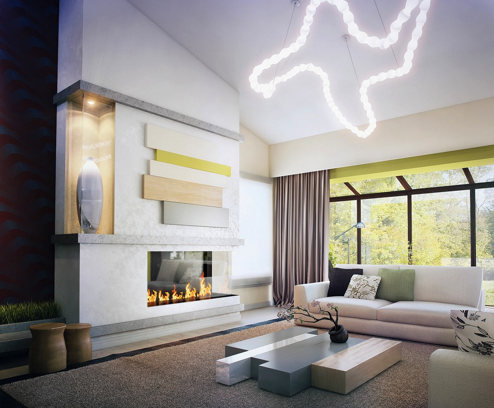 Living Modern with Nature Tones  Color Blasts