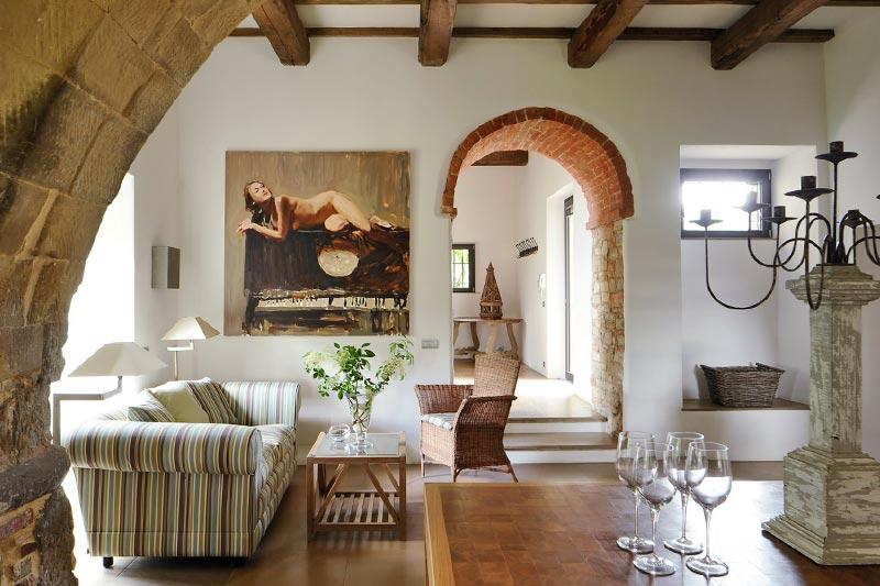 Italian Living Room Decor  Interior Design Ideas
