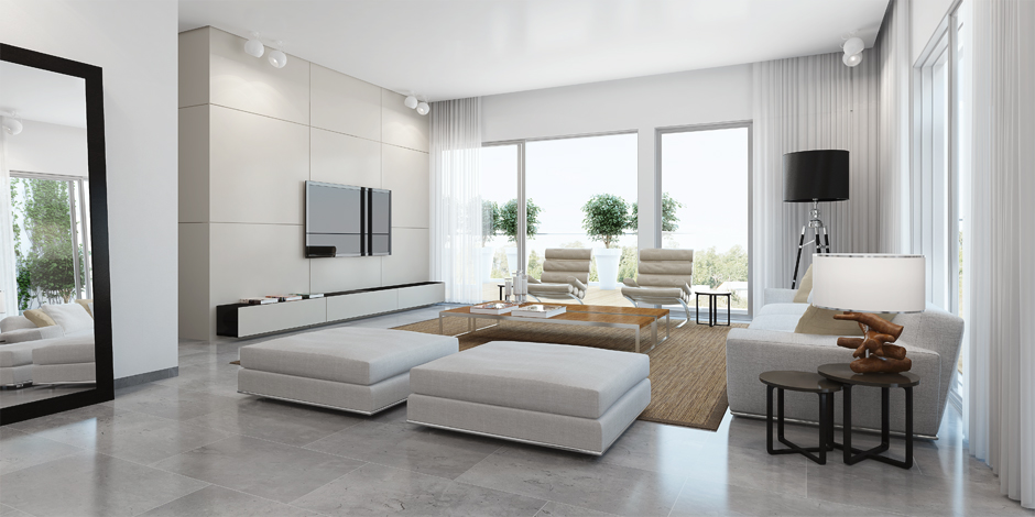pictures of modern white living rooms room wallpaper borders interior design ideas