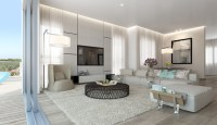Retractable glass doors | Interior Design Ideas.