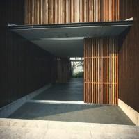 Wooden interior walls   Interior Design Ideas.