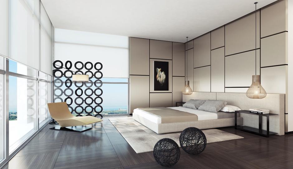 2 Contemporary Bedroom Design Interior Design Ideas