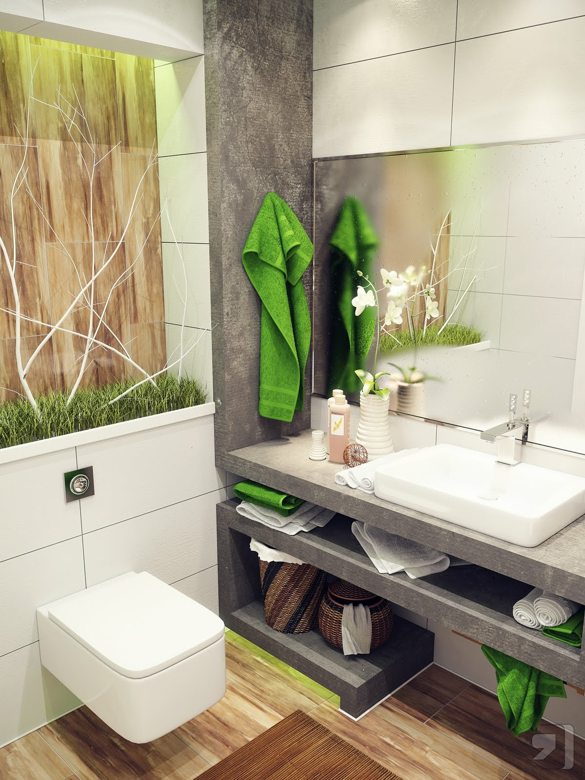 Beautiful Small Bathrooms Small Bathroom Design